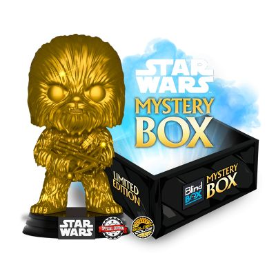 Star Wars #11 Mystery Box