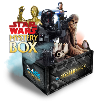 Star Wars #2 - Mystery Box