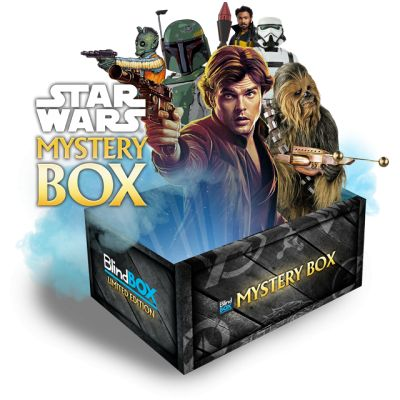 Star Wars #3 - Mystery Box