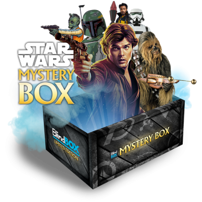 Star Wars #3 - Mystery Box