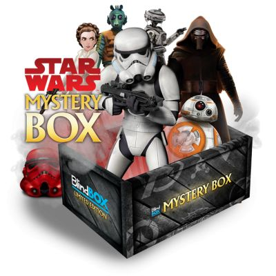 Star Wars #4 - Mystery Box