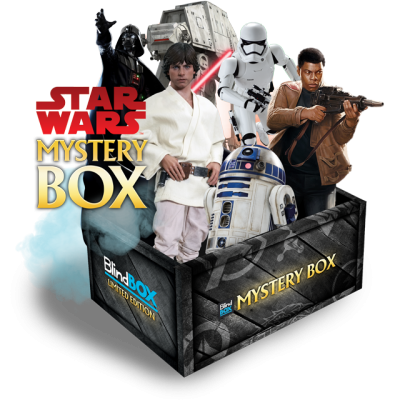 Star Wars #5 Mystery Box