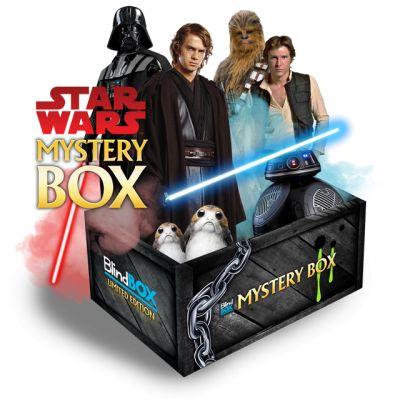 Star Wars #6 Mystery Box