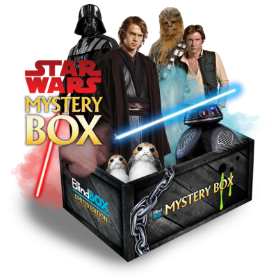 Star Wars #6 Mystery Box