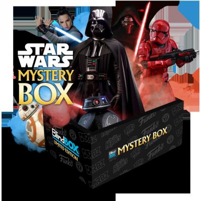 Star Wars #7 Mystery Box