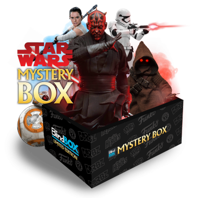 Star Wars #9 Mystery Box
