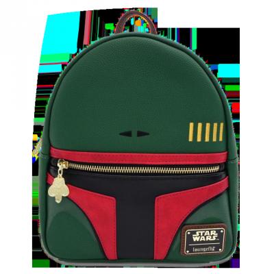 Loungefly Star Wars Boba Fett Mini Batoh