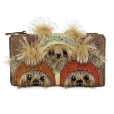 Star Wars Ewok Trio Peněženka