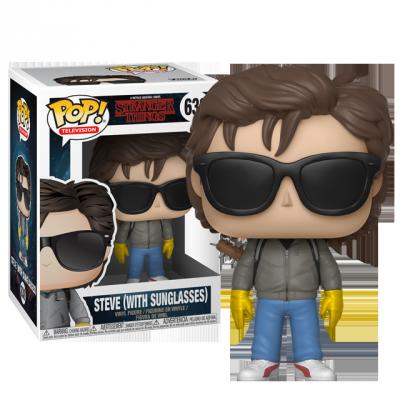 Funko POP Steve with sunglasses