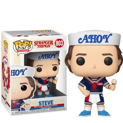 Steve s čepicí S3