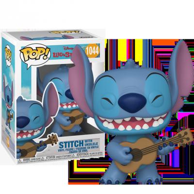 Funko POP Stitch Ukulele
