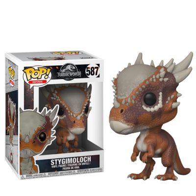 Stygimoloch - Jurský svět
