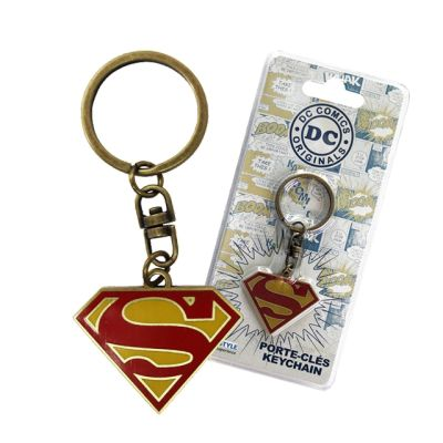 Superman - keychain