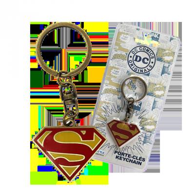 Superman - přívěsek na klíče
