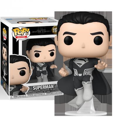 Funko POP Superman - Zack Snyder's Justice League