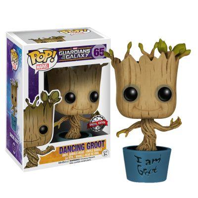 Tancující Groot - I'm Groot
