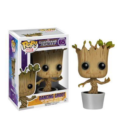 Tancující Groot
