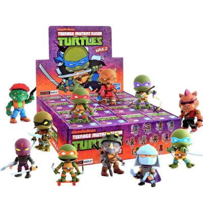 Loyal Subjects Teenage Mutant Ninja Turtles Wave 2 - Blindbox
