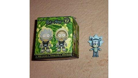 Rick & Morty - Funko Mystery Minis - Teddy Rick