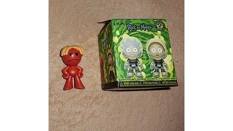 Rick & Morty - Funko Mystery Minis - Kirkland Meeseek