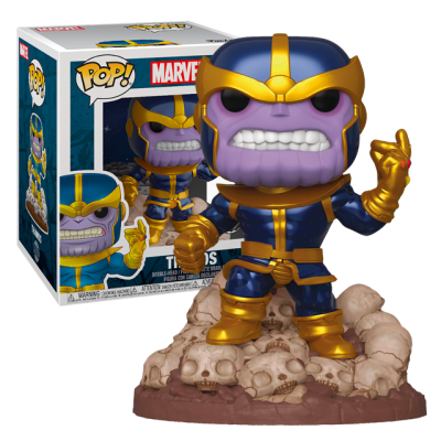 Funko POP Thanos Deluxe 80th