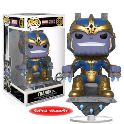 Thanos na trůnu
