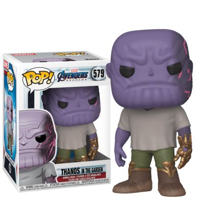 Thanos v zahradě - Endgame