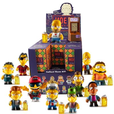 The Simpsons Moe's Tavern - Blindbox