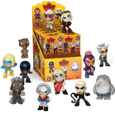 The Suicide Squad 2 - Blindbox