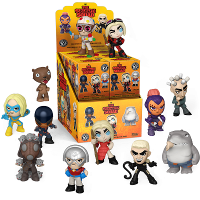 Mystery Minis The Suicide Squad 2 - Blindbox
