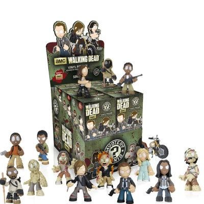 The Walking Dead - Blindbox série 4