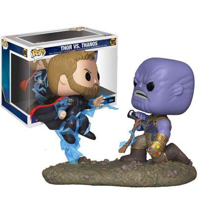 Thor vs Thanos - Moments