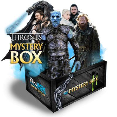Thrones #1 Mystery Box