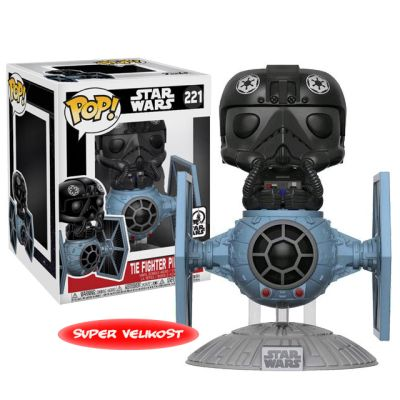 Tie Fighter a pilot