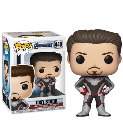 Tony Stark - Endgame