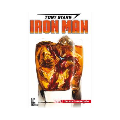 Crew Tony Stark - Iron Man 2: Železný starkofág