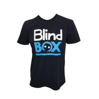 Triko Blindbox - velké logo