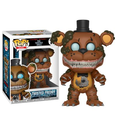 Twisted Freddy - Five Nights at Freddy's