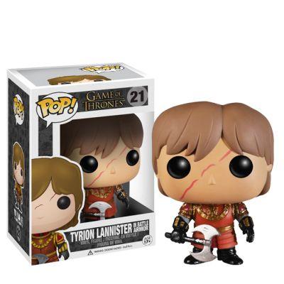 Tyrion ve zbroji