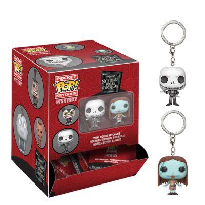 Ukradené Vánoce přívesky na klíče - Blindbox