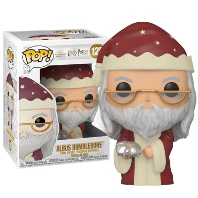Vánoční Albus Brumbál