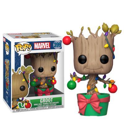 Vánoční Groot
