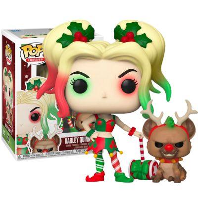Vánoční Harley Quinn
