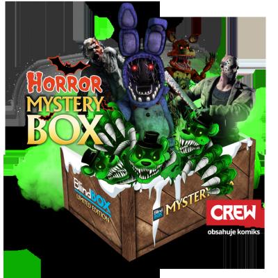 Vánoční Horror Mystery Box