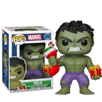 Vánoční Hulk