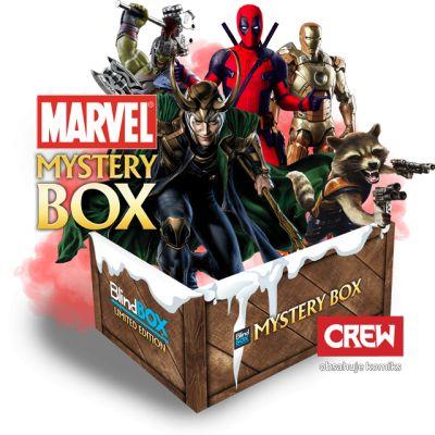 Vánoční Marvel Mystery Box