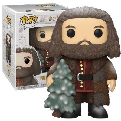 Vánoční Rubeus Hagrid