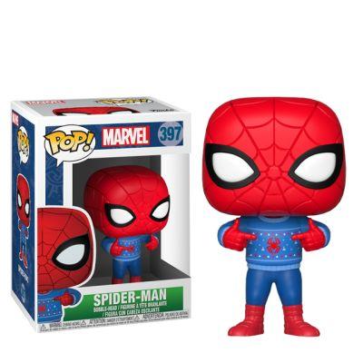 Vánoční Spider-Man