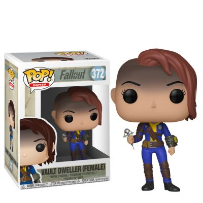 Vault Dweller Female - Fallout