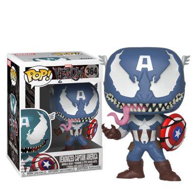 Venom Captain America
